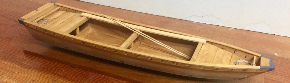 Wasen Mokei 和船模型